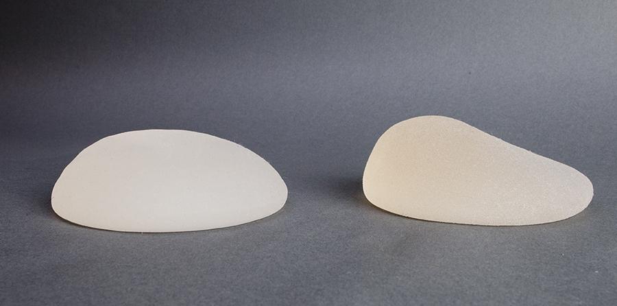 Prothèses mammaires anatomiques ou rondes ?